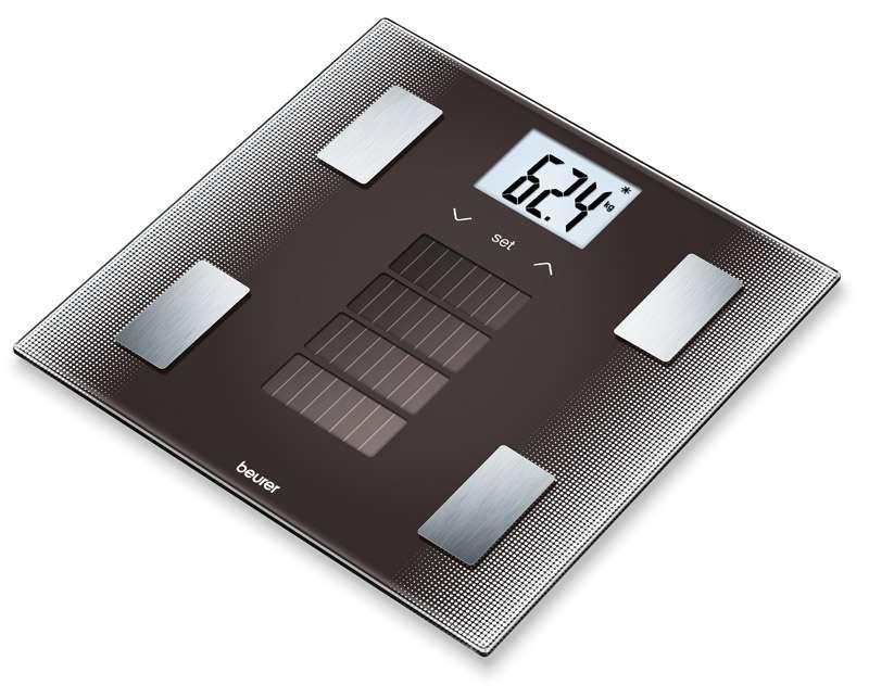 Beurer - BF300 - Solární váha, analyzér