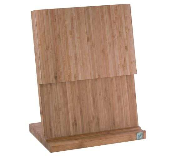 Zwilling Magnetický blok na nože - na 6 ks, bambus
