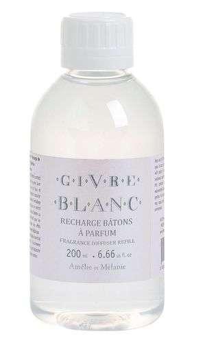 Amélie et Mélanie GIVRE BLANC - Vůně do difuzéru z Provence 200 m Lothantique