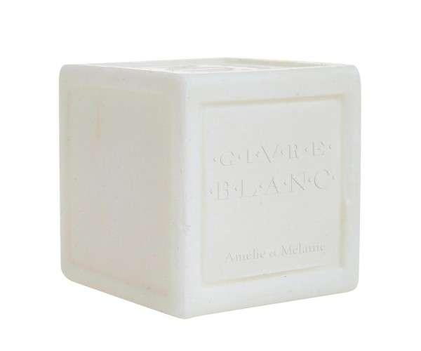 Amélie et Mélanie - francouzské přírodní mýdlo GIVRE BLANC 100 g Amélie et Mélanie Lothantique