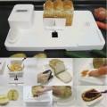 Kuchyňské prkénko ADL51 pro osoby schopné užívat pouze jednu ruku