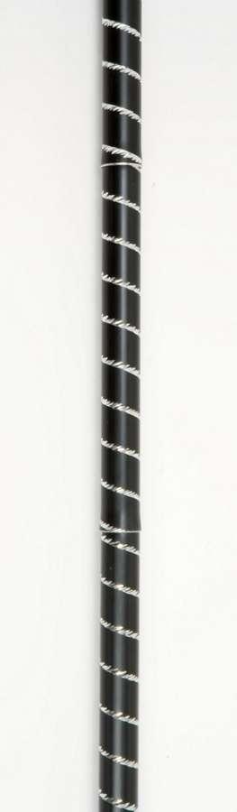 NRS Skládací barevná vycházková hůl Black Twist