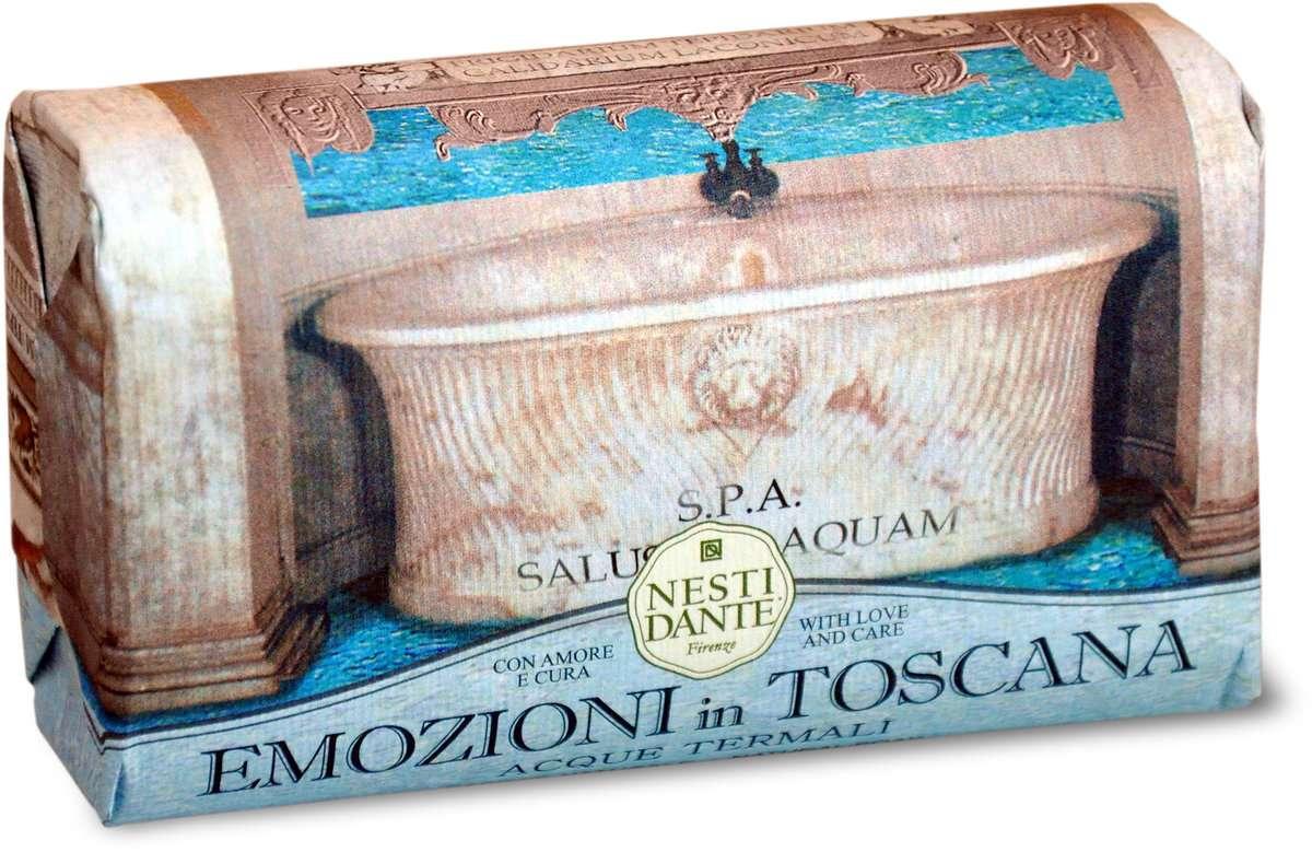 Nesti Dante Mýdlo Emozioni in Toscana - termální voda 250g