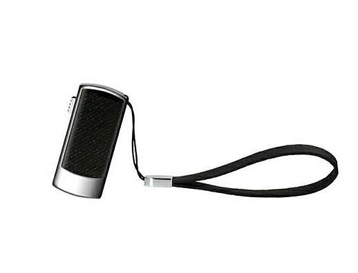 Swarovski USB flash disk 8GB Swarovski krystal, barva černá