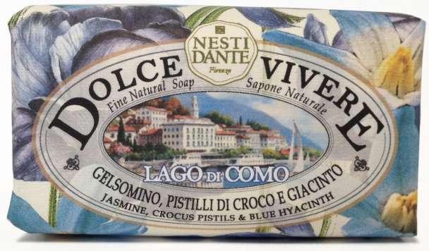 Nesti Dante Dolce Vivere Mýdlo Lago do Como 250g Nesti Dante