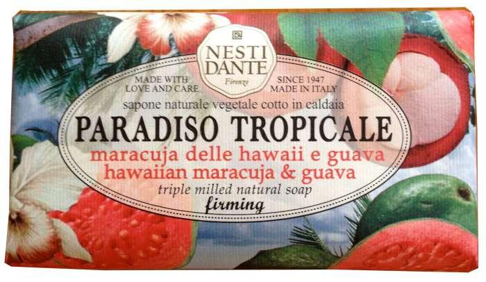 Nesti Dante Mýdlo Paradiso Tropicale - Passion - Guava 250g