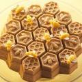 Forma na pečení - včelí plástev