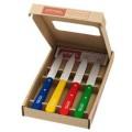 Sada kuchyňských nožů essential classic coloursl Opinel