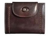 Uniko Dámská kožená peněženka s klopnou