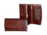 Dámská peněženka s rámkem podlouhlá