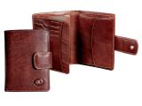 Uniko Pánská peněženka Korunovka s klopnou