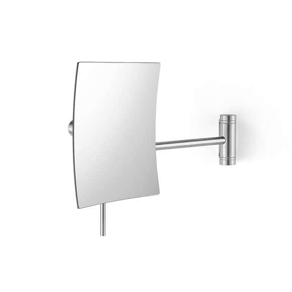Zack Kosmetické zrcadlo nástěnné Xero z nerezové oceli