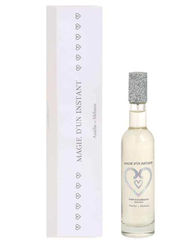 Amélie et Mélanie - Bytový parfém MAGIE D'UN INSTANT 100 ml z Provence Lothantique