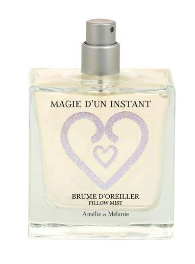 Amélie et Mélanie - MAGIE D'UN INSTANT Sprej do prádla a na polštář z Provence Lothantique