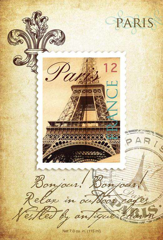 Greenleaf FRESH SCENTS DESTINATION PARIS