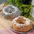 Forma na pečení  s motivem dubových lístků a žaludů