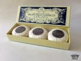 Profumo Classico - 100% přírodní plisovaná mýdla 3 x 100 g