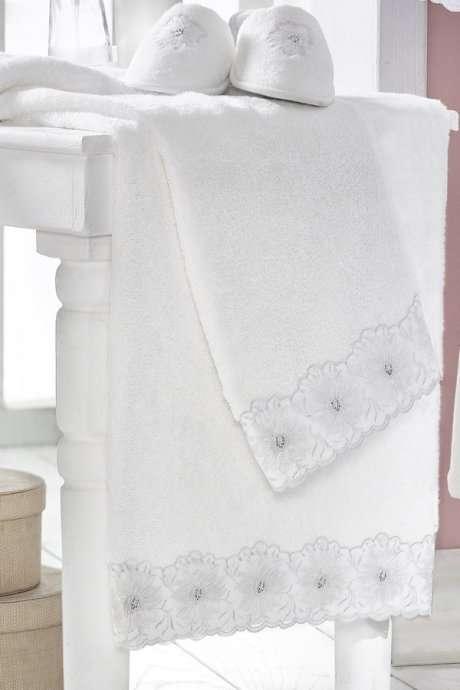 SOFT COTTON Malý ručník MELODY 32x50 cm