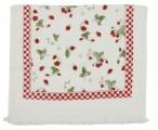 Kuchyňský ručník STRAWBERRY GARDEN 40 x 60 cm