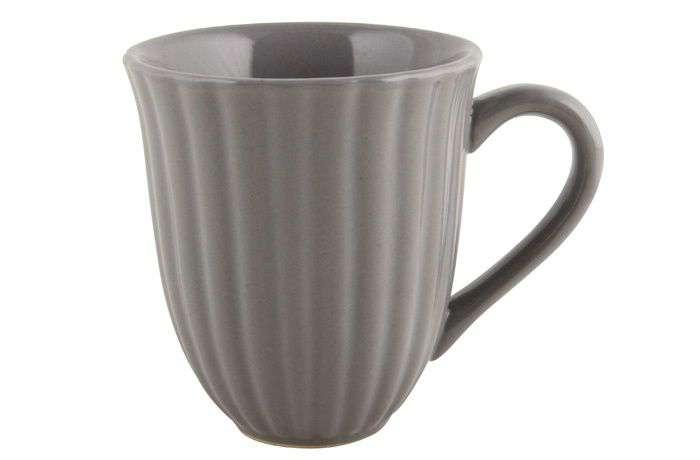 IB LAURSEN Hrneček Mynte French grey, výška 10,5 cm