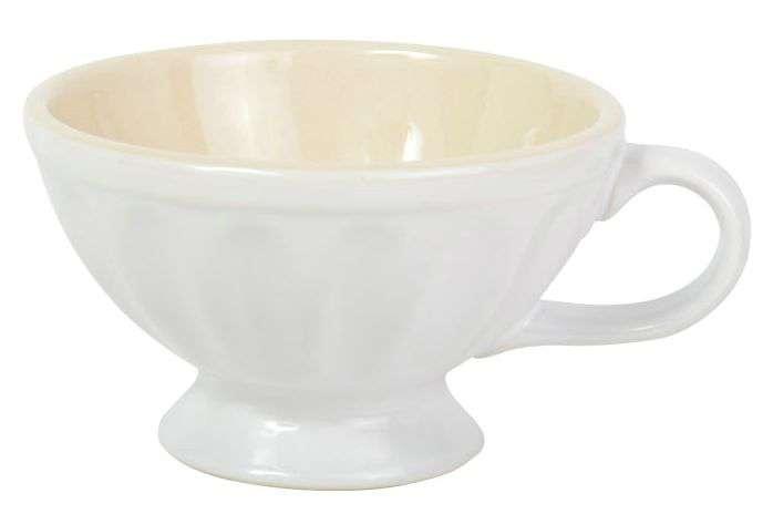 IB LAURSEN Hrnek Jumbo Mynte white 300 ml