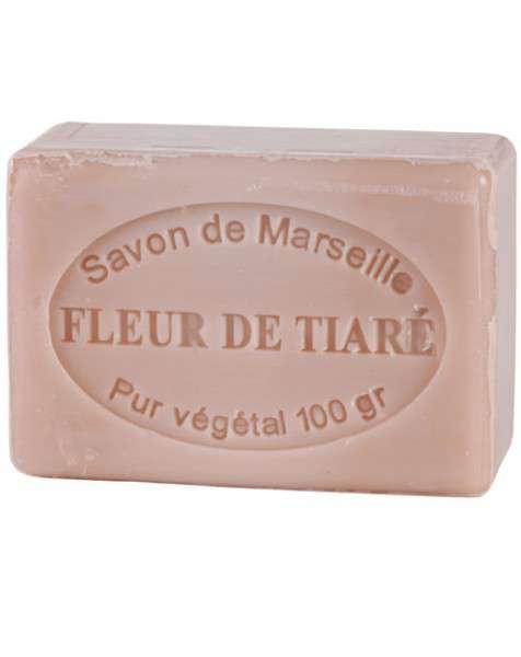 Le Chatelard Mýdlo - Květy Tiary (Tiara Flowers), 100g