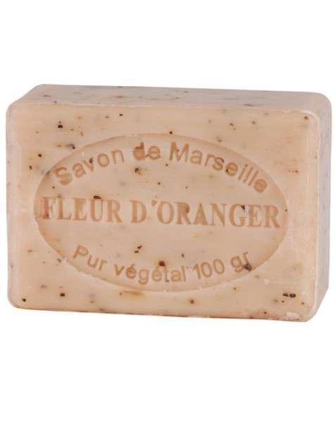 Le Chatelard Mýdlo - Pomerančové květy (Orange Flowers), 100g