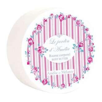Lothantique Tělový krém, balzám Le Jardin d'Amélie 300 ml