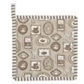 Podložka pod hrnec Coffee Time 20 x 20 cm