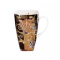 Hrnek 14 cm / 0,45 l, Plnění, G. Klimt