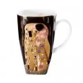 Hrnek 14 cm / 0,45 l, Polibek, G. Klimt