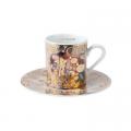 Šálek a podšálek espresso 6 cm / 0,1 l, Plnění, G. Klimt