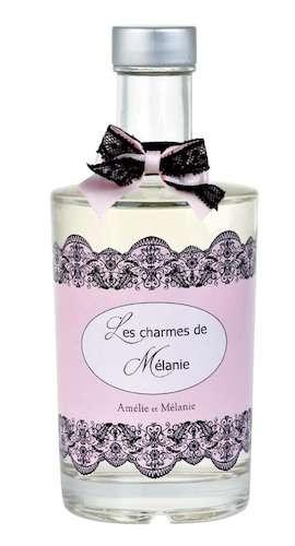 Lothantique Koupelový a sprchový gel Les Charmes de Mélanie 300 ml