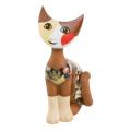 Kočka Filomeno 21,5 cm