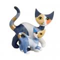 Kočky Amelia e Bacco 12,5 cm