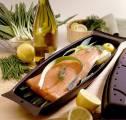 Pánev na grilování masa a ryb