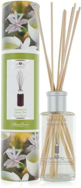 Ashleigh & Burwood Difuzér JASMINE & GREEN TEA (jasmín a zelený čaj) 200 ml
