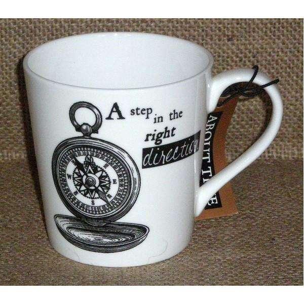 Churchill Porcelánový hrnek Compass