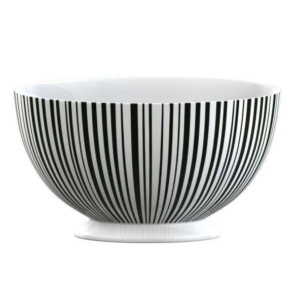 Creative Tops Porcelánová miska Black Stripe