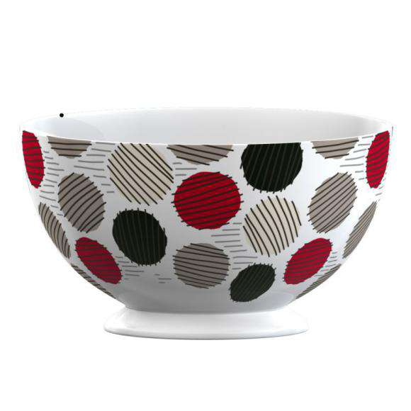Creative Tops Porcelánová miska Multi Spot