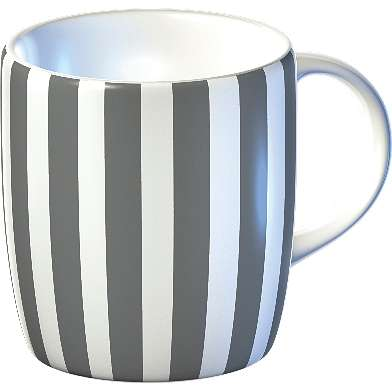 Creative Tops Porcelánový hrnek Stripe