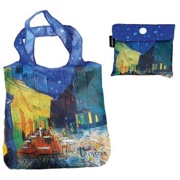 Fridolin Van Gogh skládací taška lehká