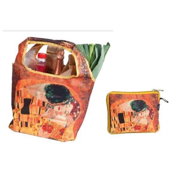 Fridolin Klimt polibek skládací taška