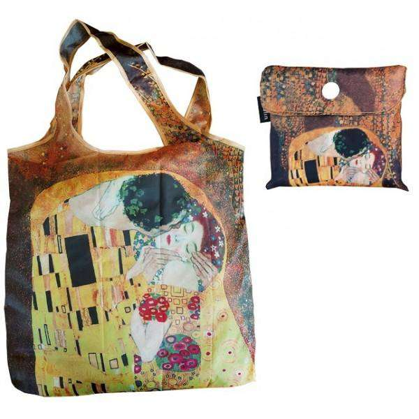 Fridolin Klimt polibek skládací taška lehká