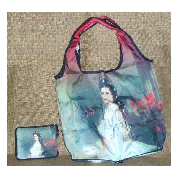 Fridolin Sisi skládací nákupní taška