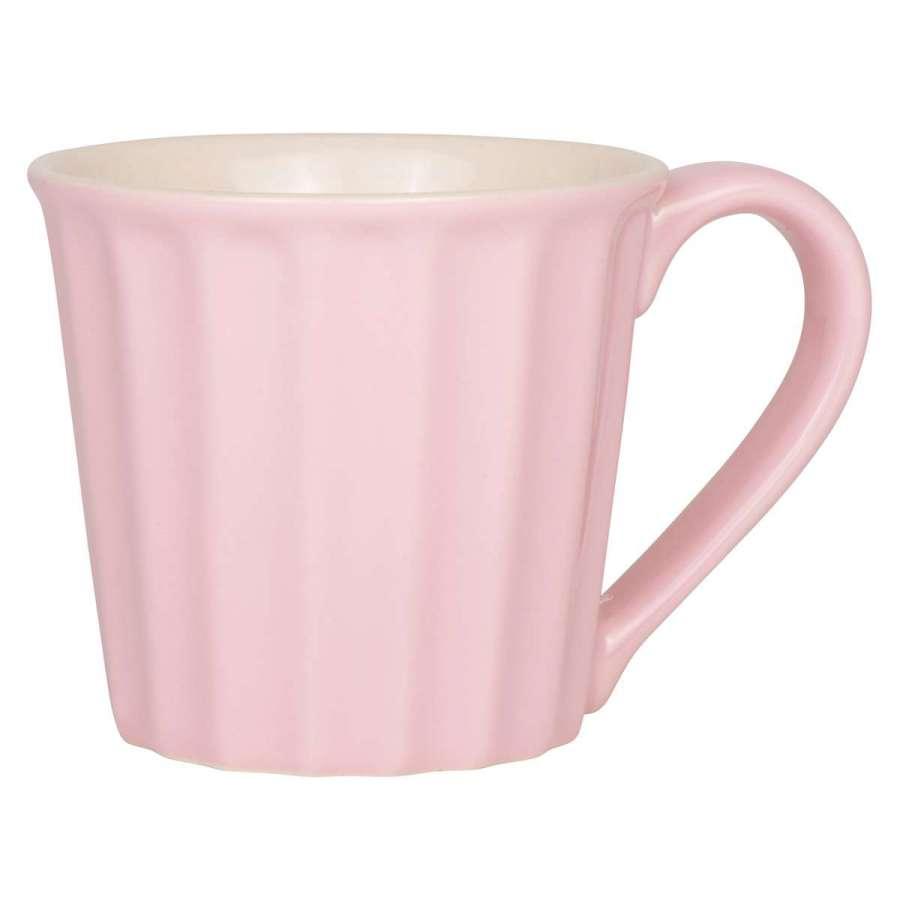 IB LAURSEN Hrneček Mynte light pink, výška 10,5 cm