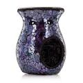 Aromalampa CHARMED s ručně skládanou fialovou mozaikou