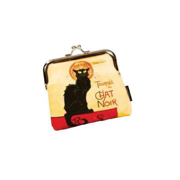 Fridolin Chat Noir peněženka rám