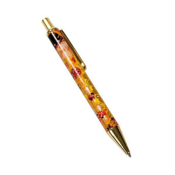 Fridolin Klimt propiska Polibek