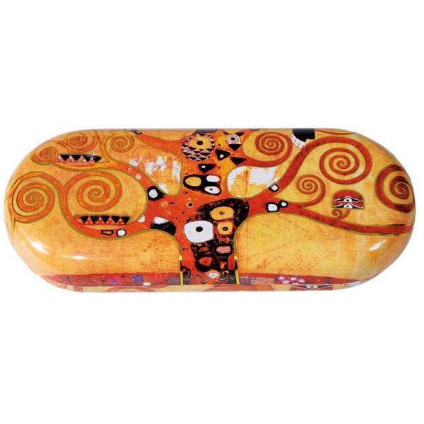 Fridolin Klimt Strom života pouzdro na brýle